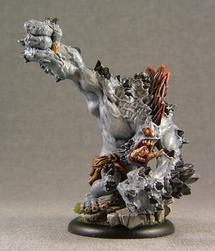 Dire Troll Mauler Extreme