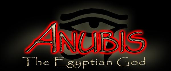 Anubis, The Egyptian God